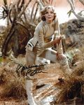 Barbara Bain (Space 1999) - Genuine Signed Autograph 10x8  11250